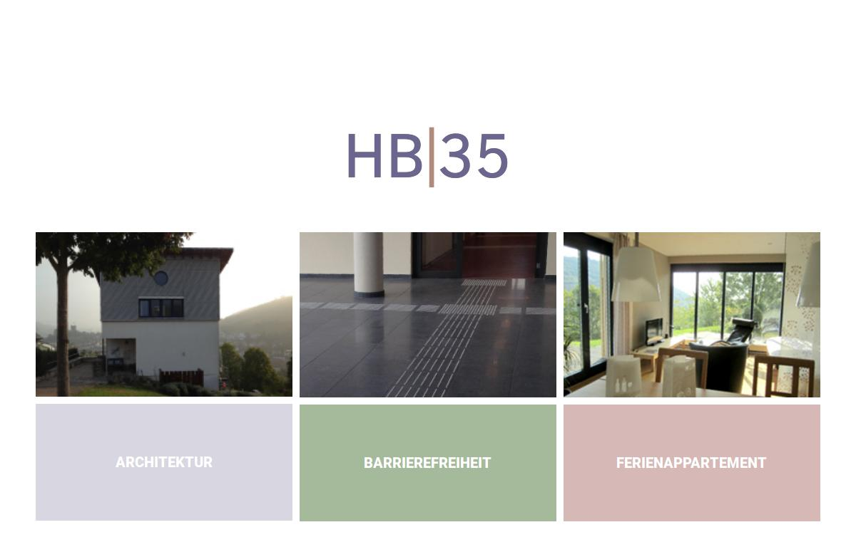 HB35 - Architecture | Accessibility | Holiday rental